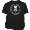 Just Living the Deplorable Life. Deplorable Since 1776. T-Shirt.