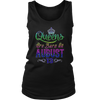 Queens Are Born On August 13 Birthday TShirt