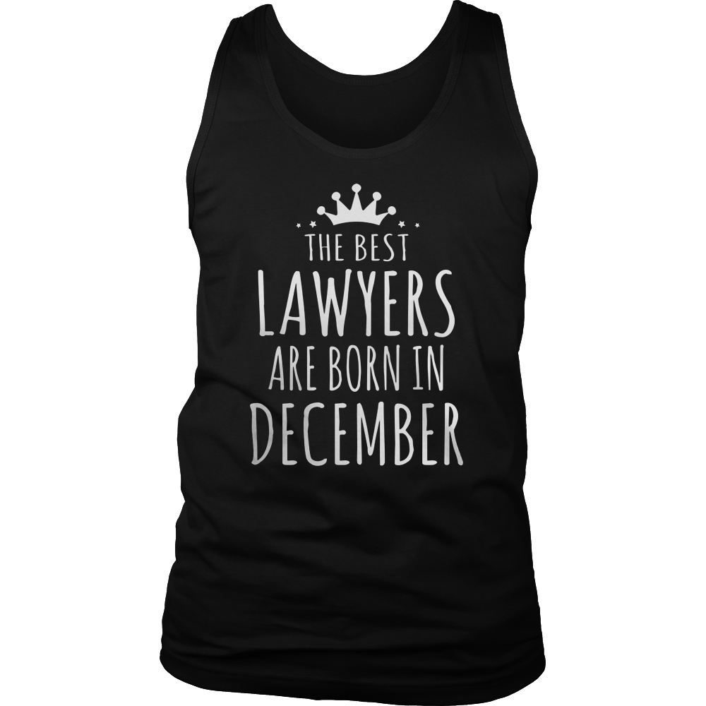 THE BEST LAWYERS ARE BORN IN DECEMBER