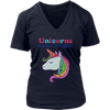 Unicorns Are Born In August T shirt Hoodie