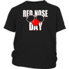 Let's celebrate Red Nose Day T-shirt for Women, Men, Kids