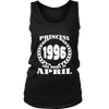 PRINCESSES 1996 ARE BORN IN APRIL TSHIRT