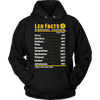 Leo Facts Servings Per Container T-Shirt