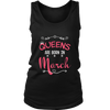 Queens Are Born In March - Gift Birthday T-Shirt