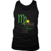 Virgo Traits Women's Earth Positive Organic Tee T-Shirt Hoodie