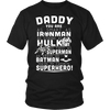 Daddy My Favorite Superhero Shirt Father's Day