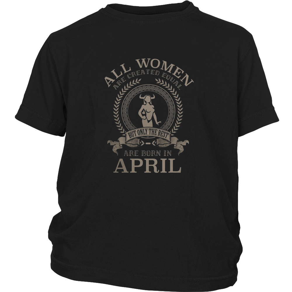 All Men Created Equal But The Best Are Born In April