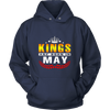 King are born in May Tshirt Birthday gift shirt