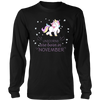 Unicorns Are Born in November - Cute Princess T-shirt