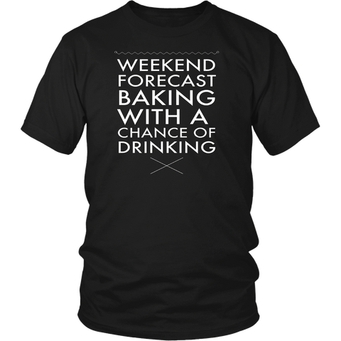 Love baking and drinking T-Shirt