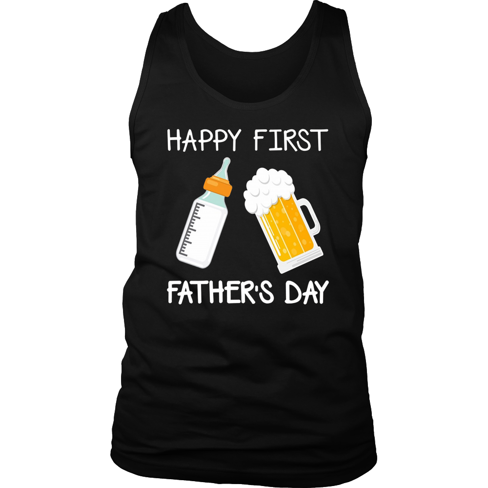 Happy first Father's Day T Shirt