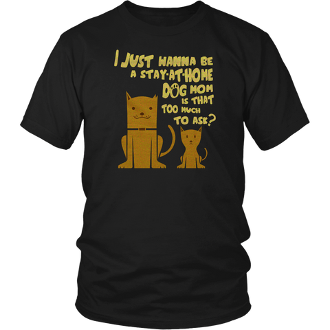 Just Wanna Be t-shirt