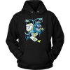Toilet Monster T-Shirt Hoodie