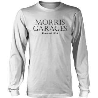 Hoodie MG Morris Garages British English Cars Founded 1924 T-shirt