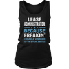 LEASE ADMINISTRATOR T SHIRT
