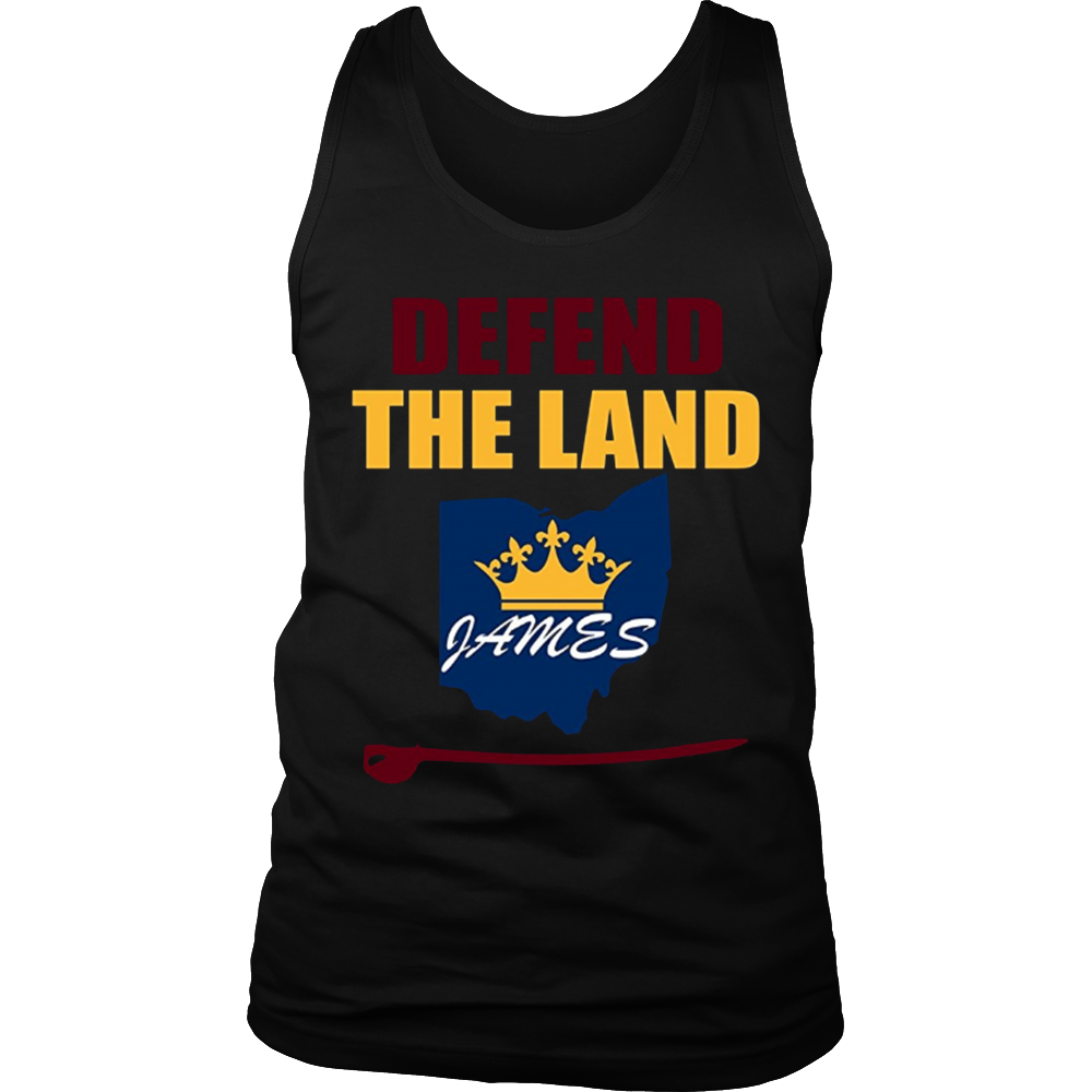 Defend The Land Shirt