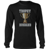 Mens TROPHY HUSBAND Shirt | Men's Vintage Style Trophy Husband T Shirts