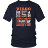 Very Pretty Romantic Virgo Amazing In Bed T-Shirt