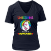 Unicorns Are Born In November T Shirt Hoodie Gifts