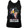 Trump - Make 4th of July Great Again T-shirt