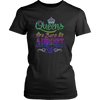 Queens Are Born On August 27 Birthday TShirt