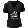 Princesses Are Born In August Birthday Gift Shirt