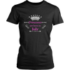 Girls and Women's Princesses are Born in July Shirt