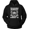 Kings Are Born In August But The REal Kings Are Born On August 13th T-Shirt