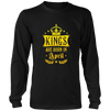 Kings are Born in April Funny 2017 T-shirt boy