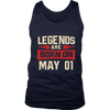 Legends Are Born on May 01