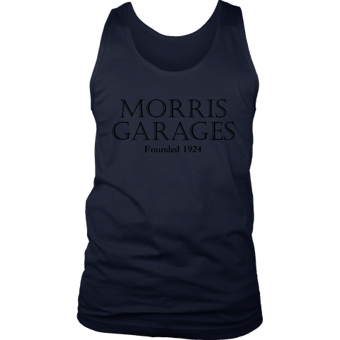 Tank-Top MG Morris Garages British English Cars Founded 1924 T-shirt