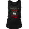 Front Of Zombies American Eskimo Funny Dog Lover T-Shirt