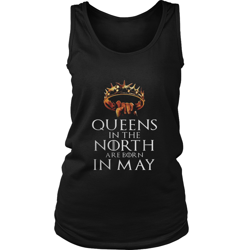 QUEENS IN THE NORTH ARE BORN IN MAY