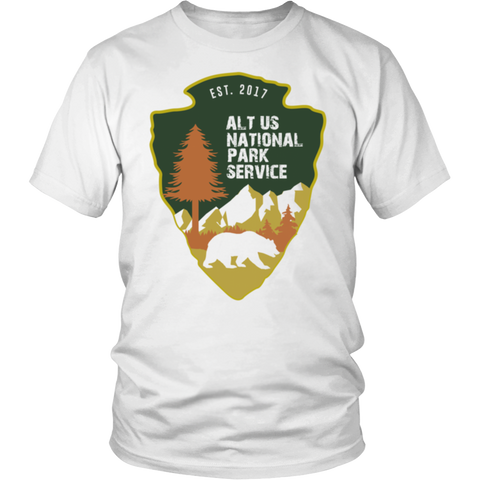 ALT US NATIONAL PARK SERVICE T SHIRT