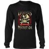 Legends Are Born On August 08 T-shirt Hoodie Gift