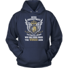 Never Underestimate The Power Of A Woman Who Was B T-Shirt Hoodie