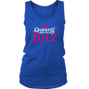 Queens Are Born In July Shirt, Born in July Shirt