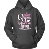 Queens Are Born On July 9th Funny Birthday T-Shirt