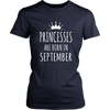 BIRTHDAY WOMEN PRINCESSES ARE BORN IN SEPTEMBER
