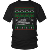 Truck-awesome christmas sweater for trucker T shirt