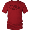 Men's MG Morris Garages British English Cars Founded 1924 T-shirt