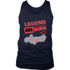LEGENDS ARE BORN IN AUGUST T SHIRT