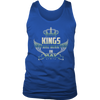 KINGS ARE BORN IN MAY T-Shirt Hoodie