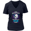 Never Underestimate The Power Of A Virgo Woman T-Shirt