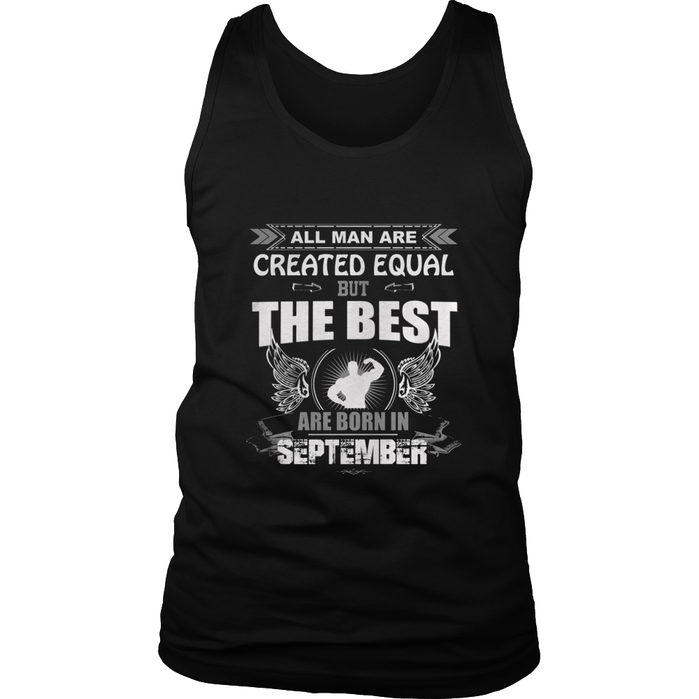 All Men Created Equal But The Best Are Born In September