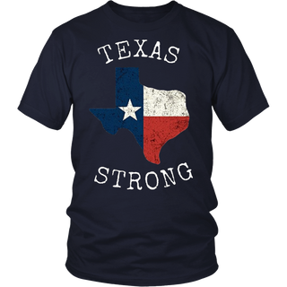 Texas Strong Support for Texas Hurricane Harvey T-Shirt