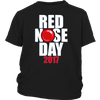 Let's celebrate Red Nose Day T-shirt 2017 for Women Men Kids