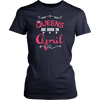 QUEENS ARE BORN IN APRIL Shirt