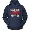 Legends Are Born on May 12