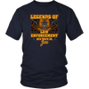 Sheriff Legends are Born in June Deputy T-shirt